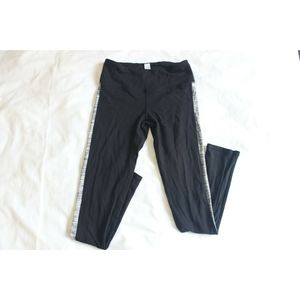 Ivivva Girls Fitted Leggings Stretch Pants Size 14